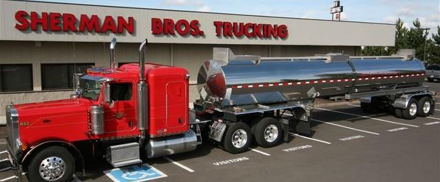 Sherman Brothers Trucking TankerChemical Fleet – Hazmat Driver